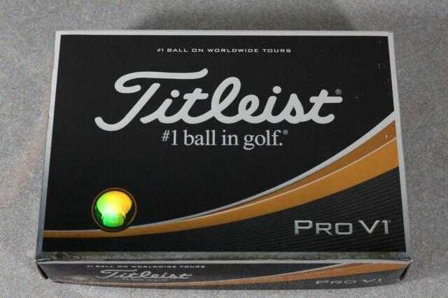Titleist Pro V1 Golf Balls - 1 Dozen #1