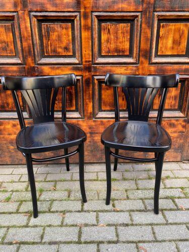1/10 Thonet Radomsko Stuhl Kaffeehaus Ära Vintage Cafe Bar Bistro