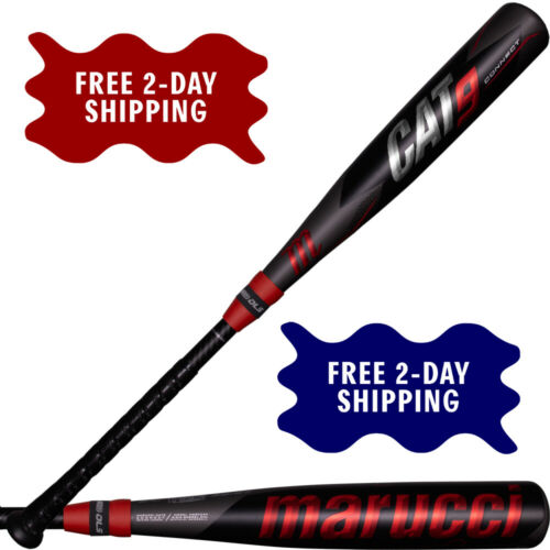 """Marucci CAT9 Connect Senior League 5 USSSA Baseball Bat 2 3//4/"""" Barrel MSBCC95"""