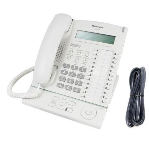 Panasonic KX-T7633 Phone in White B Grade