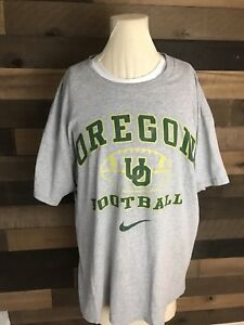 240149ab1780 Vintage Made In Usa Nike Oregon Duck Football Shirt Mens Size Large ...