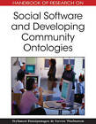 Handbook of Research on Social Software and Developing Community Ontologies by IGI Global (Hardback, 2009)