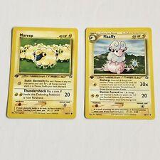 Pokemon card wattouat 65//111 common neo genesis wizard edition 1 fr