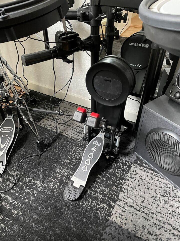 Elektronisk slagtøj, Roland Td17 kvx