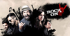 Rock On 2 (Hindi DVD) (2017) (English Subtitles) (Brand New Original DVD)