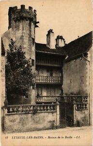 CPA-Luxeuil-les-Bains-Maison-de-la-Baille-636139