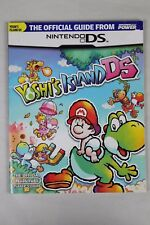 Yoshis island ds official nintendo power strategy guide ebay yoshis island ds strategy guide game book official nintendo power players sciox Image collections