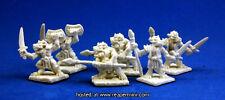 6 x KOBOLD - BONES REAPER figurine miniature d&d jdr rpg fantasy wargame 77010