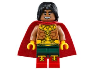 LEGO® Superheroes™ Batman Movie Minifigure El Dorado Minifig 2018 From 70919