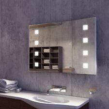 Light Mirrors Breit Würfel Badezimmer Spiegel hell LED Leuchten mit Infrarot