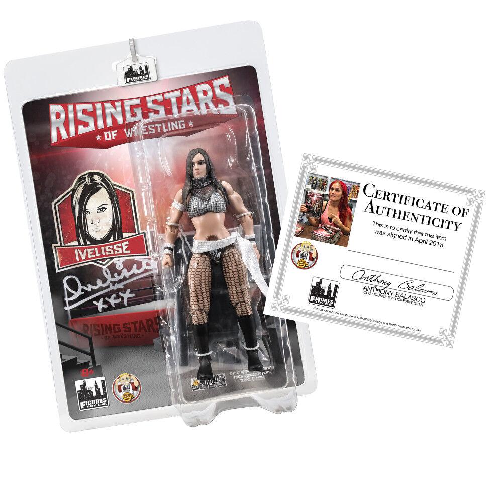 Rising Stars of Wrestling Action Figure Series  Ivelisse