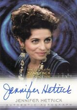 Quotable Star Trek Deep Space Nine DS9 Jennifer Hetrick / Vash Auto Card