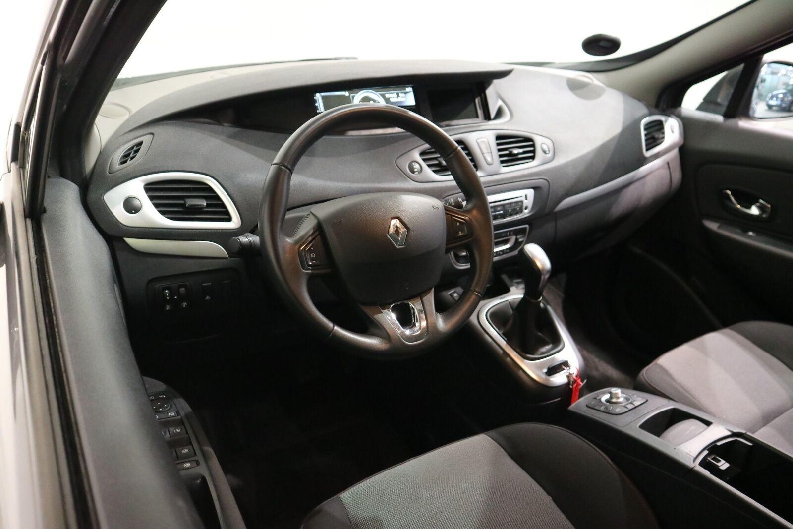 Renault Scenic III 1,5 dCi 110 Expression aut. - billede 9