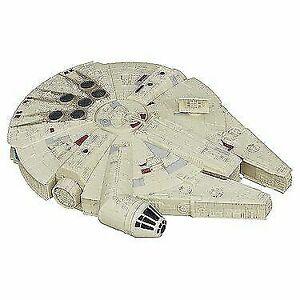 Excellent Disney Star Wars The Force Awakens Millennium Falcon Ship Hasbro 2015 Uwap Interior Chair Design Uwaporg