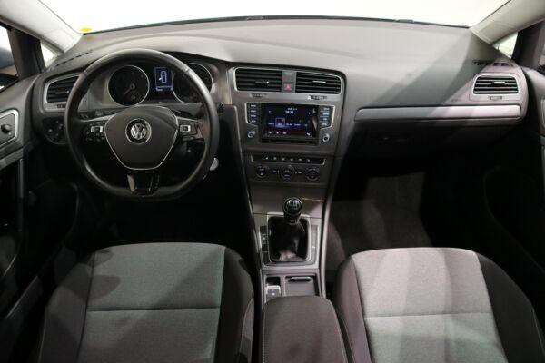 VW Golf VII 1,6 TDi 110 BlueMotion - billede 5