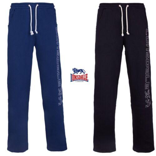 Lonsdale Hommes Jogging Pantalons Stonesfield Jogging Pantalon Sweatpants Biceps s-3xl