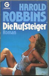 Harold Robbins - Die Aufsteiger - Kornwestheim, Deutschland - Harold Robbins - Die Aufsteiger - Kornwestheim, Deutschland