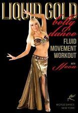Neon: Liquid Gold Belly Dance - Fluid Movement Worko DVD Region 1