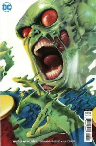 Martian-Manhunter-2-Middletown-Variant-DC-Comic-1st-Print-2019-Unread-NM