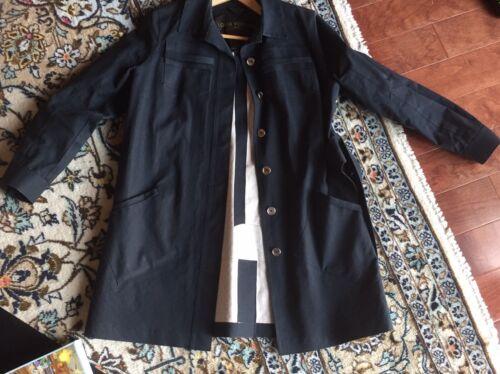 Louis Vuitton Macintosh Trench Coat Size 40 IT