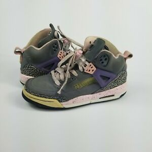 Kids Nike Air Jordan 4 Spizike Girls