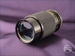 Pentax-K-Mount-Sunagor-Compact-MC-80-200mm-fast-constant-f4-5-Zoom-EXC-095