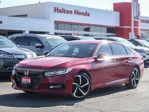 2018 Honda Accord SPORT|SERVICE HISTORY ON FILE