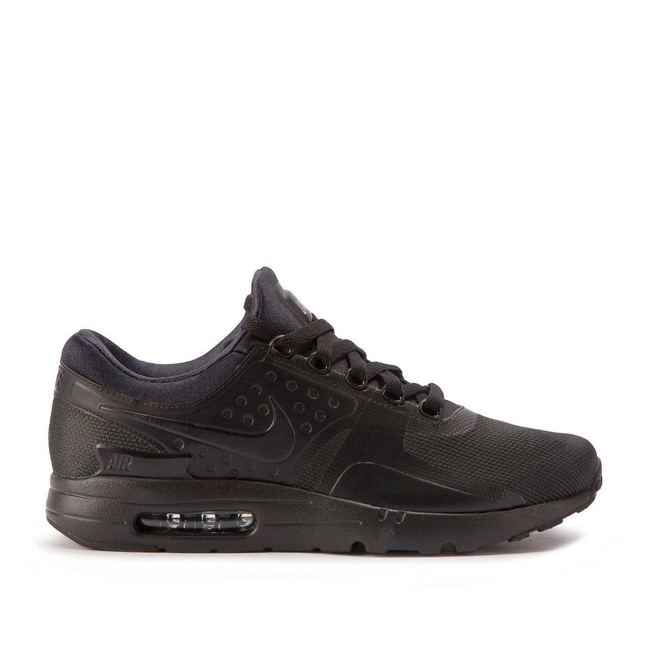 Nike Men's AIR MAX ZERO ESSENTIAL NEW AUTHENTIC Black/Black-Black 876070-006
