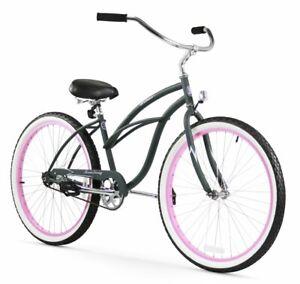 26 Inch Firmstrong Urban Lady Single Speed Women Beach Cruiser Bike