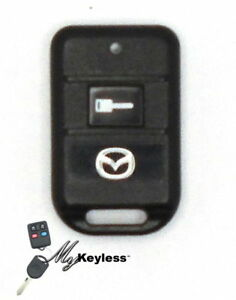 Mazda Code Alarm 1 Button Keyless Remote Start Fob Goh Pcmini Ebay