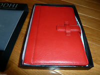 Bodhi Italian Leather Kindle Wifi And Kindle 3g Book Jacket Chinese Red