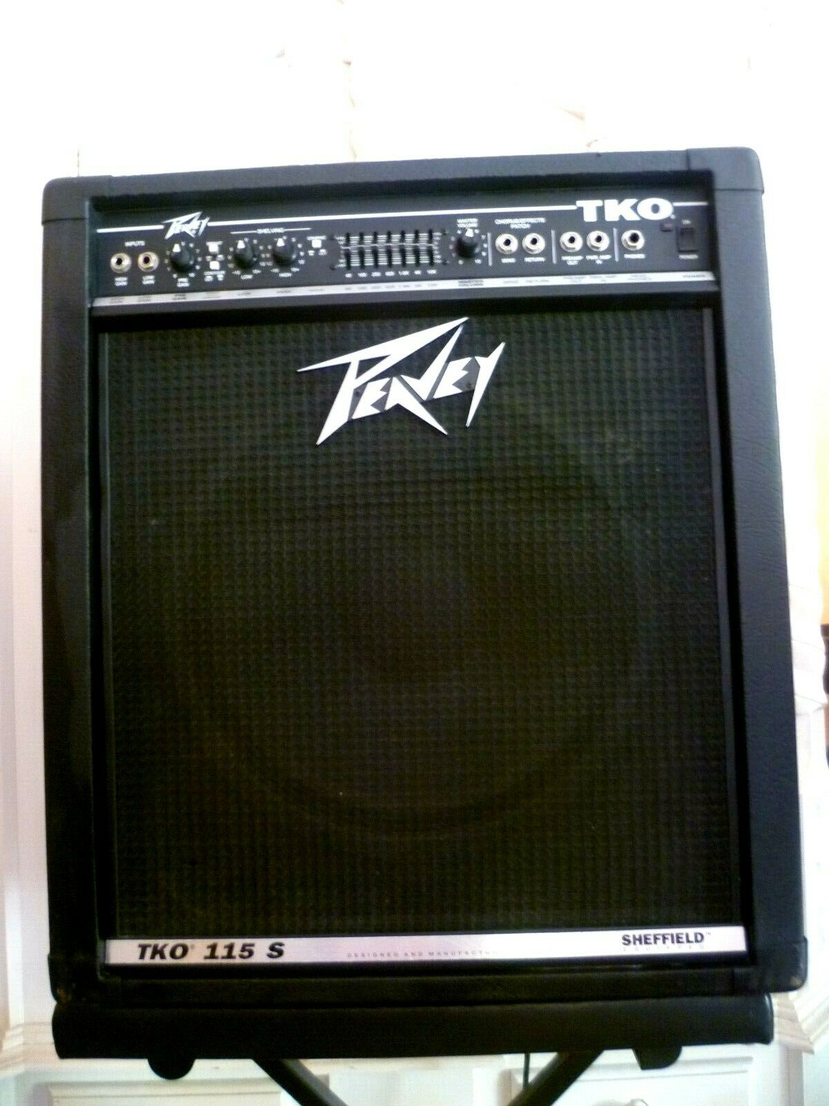 BASS COMBO PEAVEY TKO 115 S Made in USA