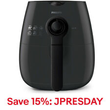 Philips HD9220/36 Viva Collection Air Fryer, 1.8lb/2.75qt