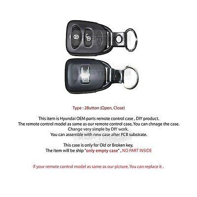 OEM Keyless Remote Entry Fob Transmitter 2Button For KIA 2005-2010 Sportage