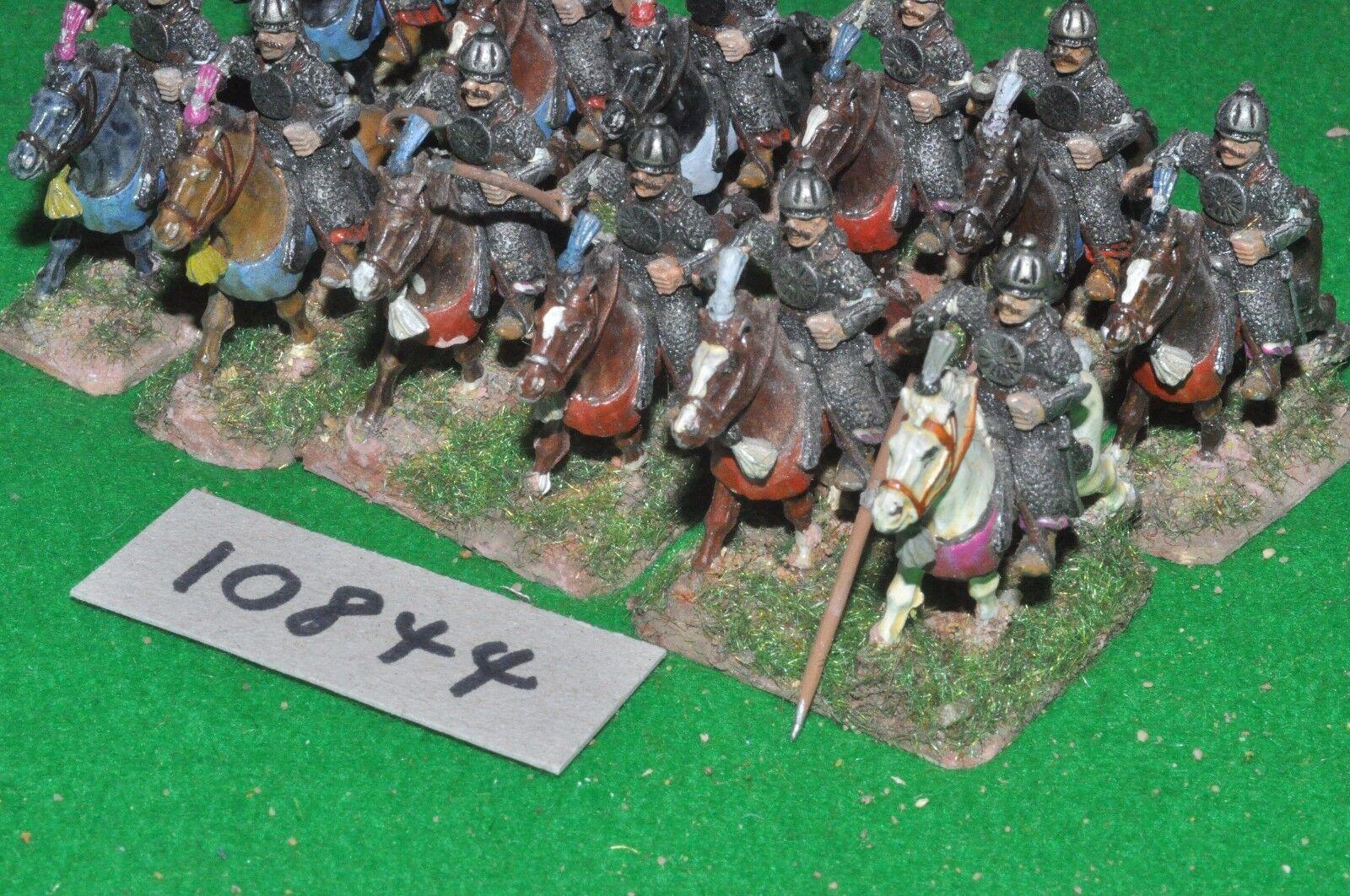 25mm mittelalter   hun - kavallerie 12 kavallerie - cav (10844)