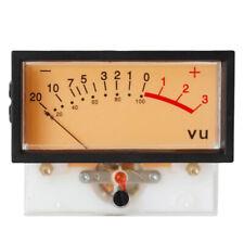 Tn 73 Db Audio Power Amplifier Panel High Precision Vu Meter Volume Meter