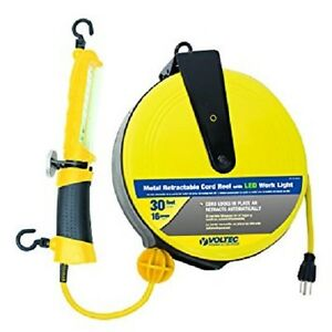 Charmant Image Is Loading Voltec Retractable Drop Light W 30 039 Cord