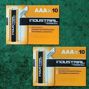 20-x-Duracell-AAA-Industrial-Procell-Alkaline-Batteries-LR03-MN2400-MICRO-MINI