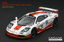 1:43 HPI DIECAST #8262 McLaren F1 GTR (#30) 1996 Le Mans