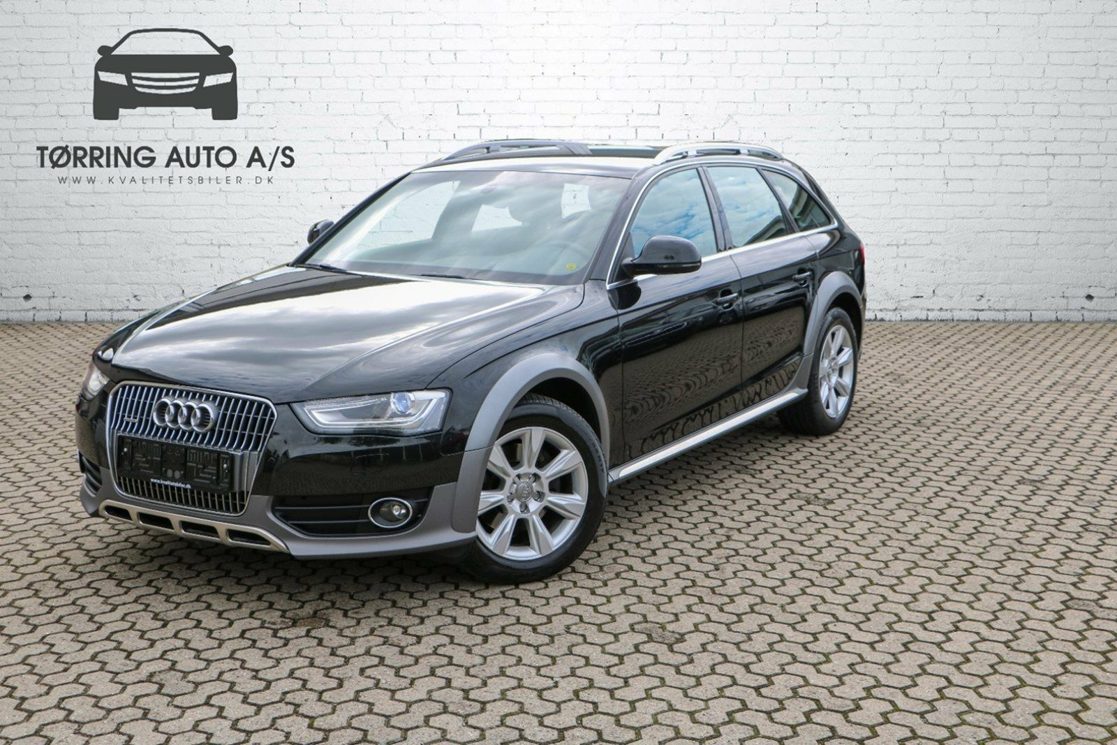 Audi A4 allroad 3,0 TDi 245 quattro S-tr. 5d - 349.900 kr.