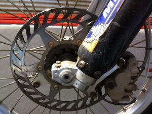 Front Brake Disc to suit GasGas Gas Gas 450FSE FSE FS EC 250 450 2004 04