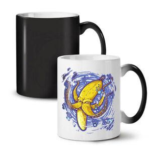 Sarcastic Octopus NEW Colour Changing Tea Coffee Mug 11 oz | Wellcoda