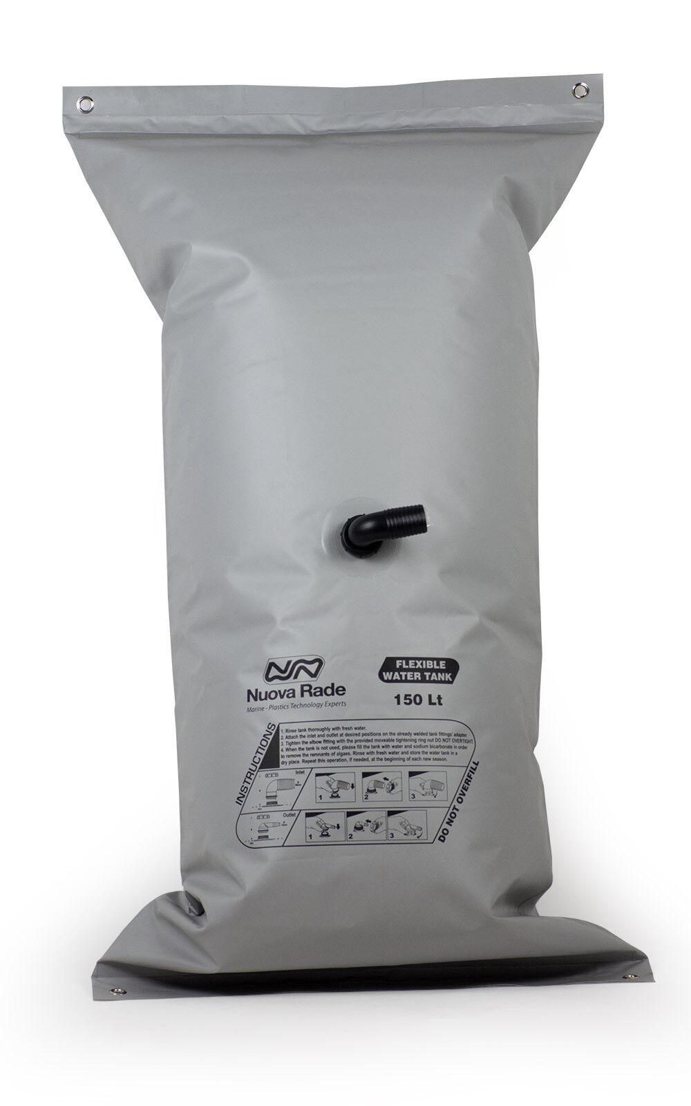 Flexibeler 55 Wassertank 55 Flexibeler - 200 Liter Trinwassertank Frischwassertank Stiefel Tank 6000b7
