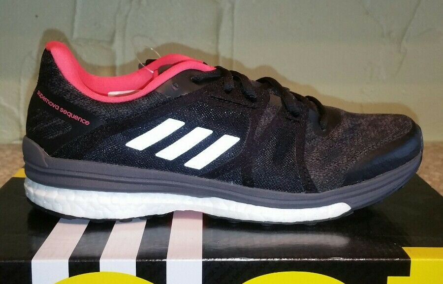 NEW Adidas Women's Supernova Sequence 9 Boost  Running Sneakers shoes Size 5.5