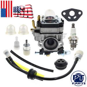Carburetor For Poulanpro 46cc PR46BT Poulan Pro Blower Fuel Line Kit 967086901