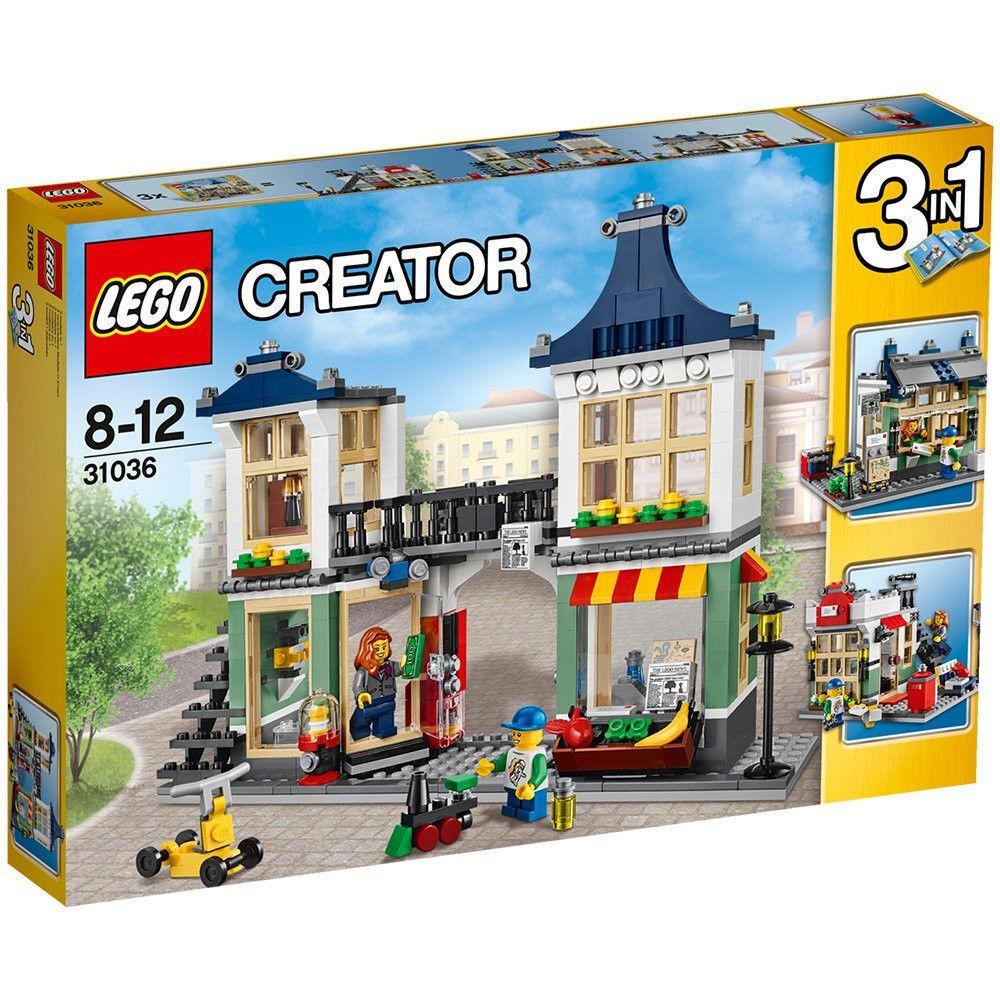 LEGO® Creator 31036  Spielzeug-