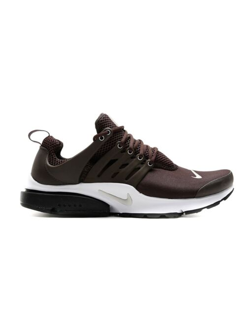 Nike Air Presto Essential Mens 848187-200 Velvet Brown Running Shoes ... b8f13e41f