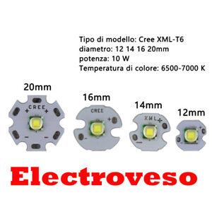 Led-chip-CREE-XM-L-T6-LED-T6-U2-10-W-BLANCO-12mm-14mm-16mm-20mm