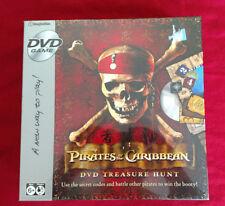 Disney PIRATES of the CARIBBEAN DVD Treasure Hunt - Brand New Sealed