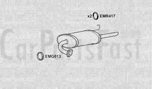 Exhaust-Rear-Right-Box-Lexus-GS300-3-0-Petrol-Saloon-10-1993-to-10-1997